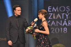 EMOS ZLATÝ KANÁR 2018