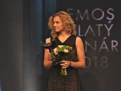 EMOS ZLATÝ KANÁR 2018 - Kateřina Siniaková