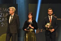 EMOS ZLATÝ KANÁR 2018 - Lenka Machová