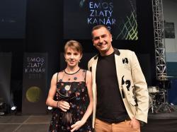 EMOS ZLATÝ KANÁR 2018 - Linda Nosková