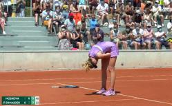 Linda Nosková Roland Garros